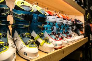 Camp de Base Courchevel Ski de Randonnée